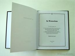 In memoriam (2011)