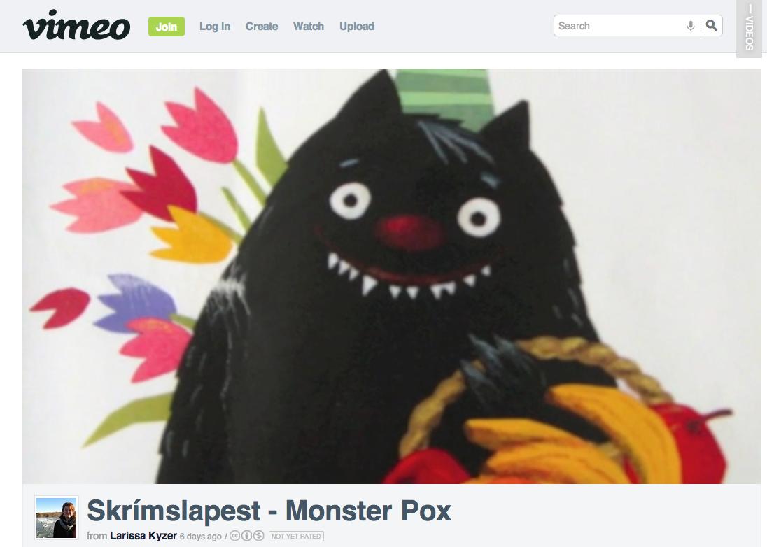 MonsterPox