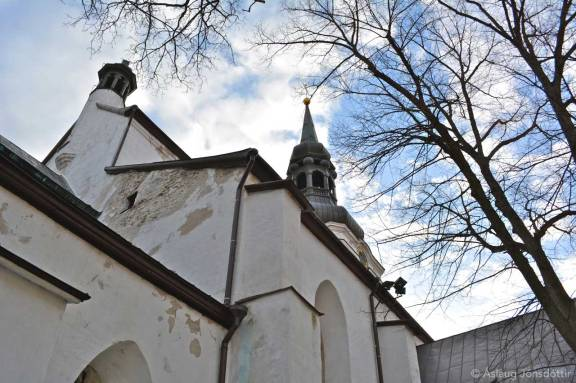 Tallinn Dome - Cathedral of Saint Mary the Virgin