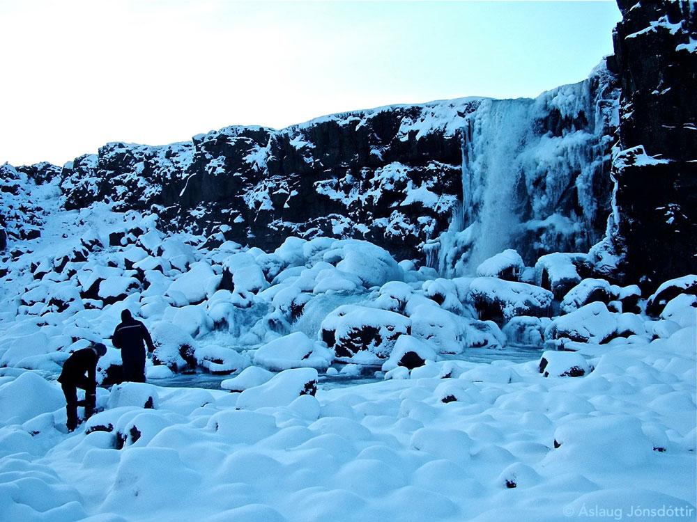 ÞingvellirJan2009-1-©AslaugJ