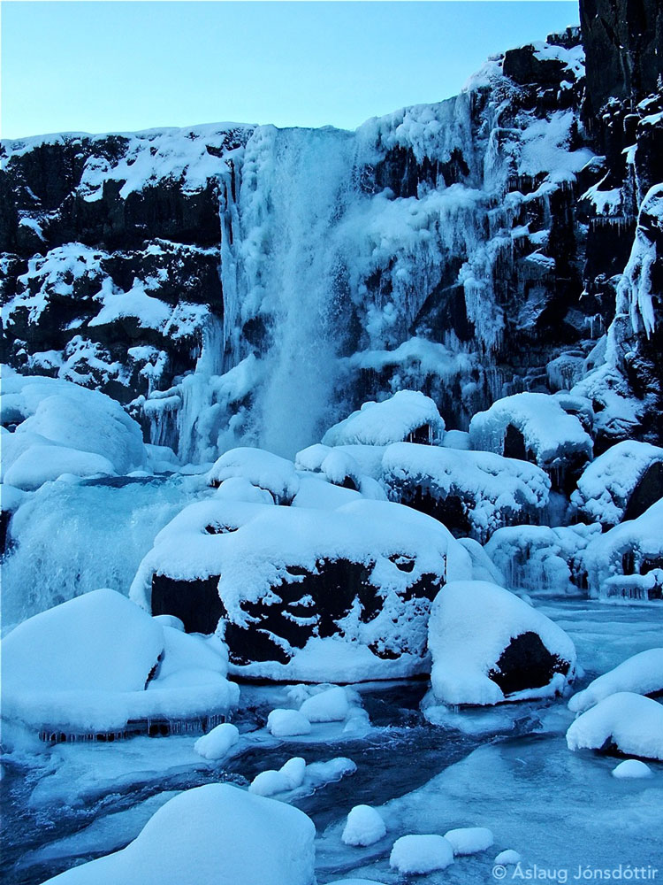 ÞingvellirJan2009-2-©AslaugJ